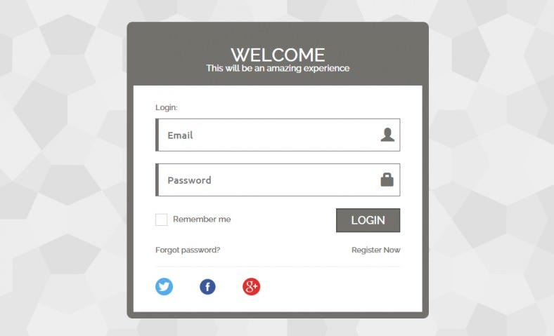 6+ Best PHP Login Form Templates | Free & Premium Themes | Free ...