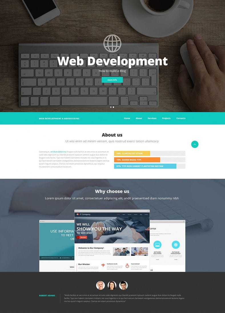parallax and lazy load effect responsive theme 788x1095