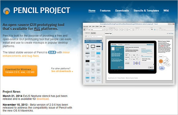 pencil project online family tree maker