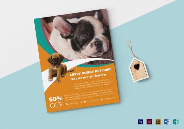 pet-care-flyer-template
