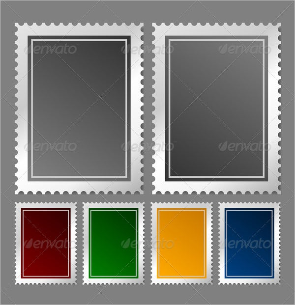 Stamp Template – 33+ Free JPG, PSD, Indesign Format ...