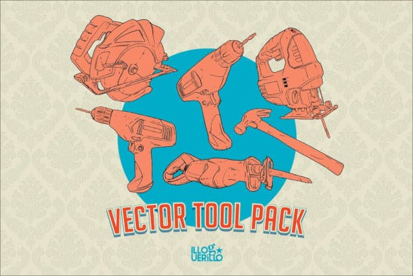 power tool pack