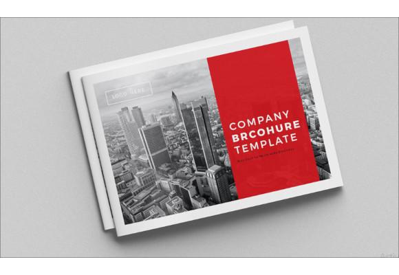 premium company brochure template