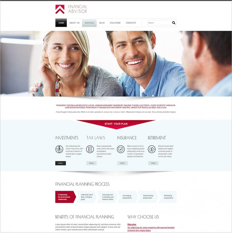 premium financial advisor joomla theme 75 788x789