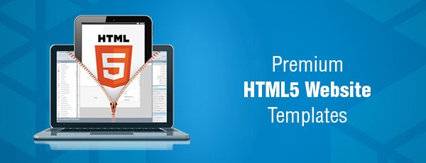 Premium HTML5 Website Templates