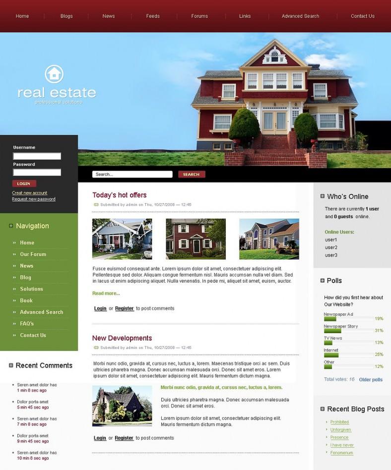 premium real estate agency drupal template 61 788x948