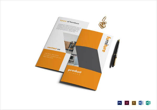 Beautiful PSD Product Brochure Templates Free Premium - Printable brochure templates