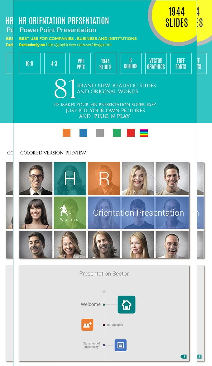 14 sample employee handbook manual templates free premium