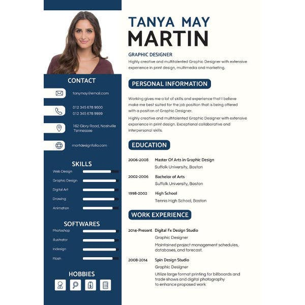 9  sample high school resume templates