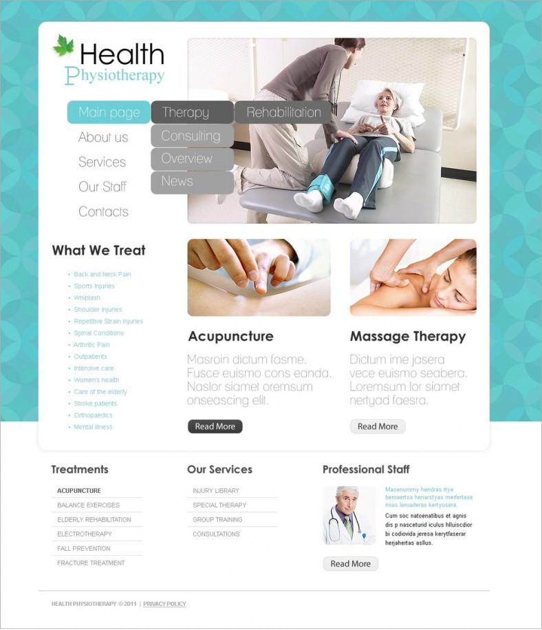 rehabilitation acupuncture responsive wordpress theme 65 788x915