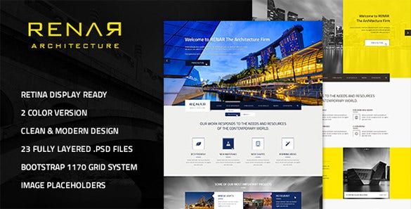 19   psd templates  u0026 designs for architect