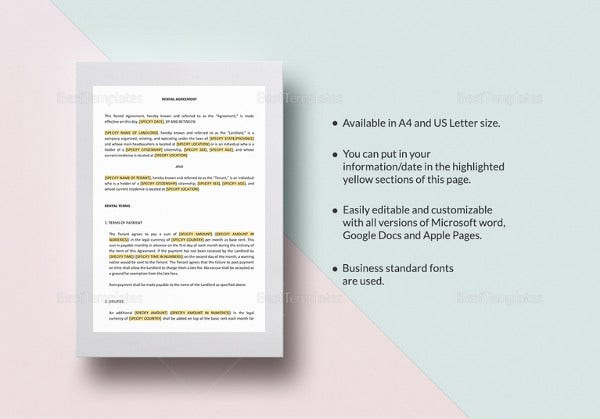 rental-agreement-format-in-word