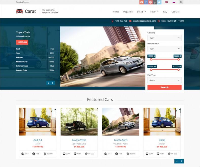 responsive automotive drupal theme1 788x658