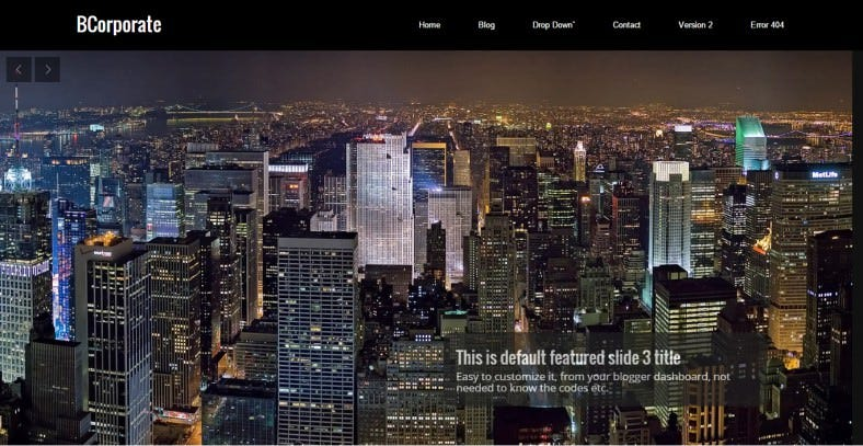 responsive design with jquery slider 788x407