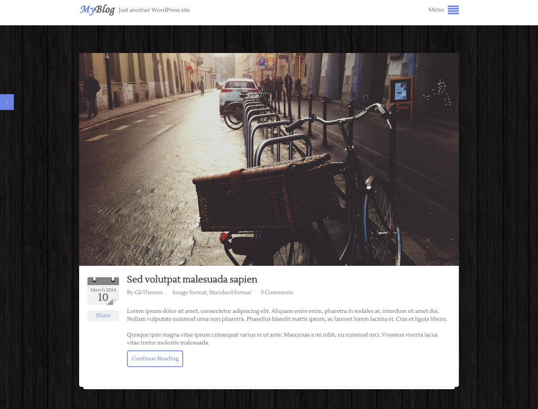 40+ Personal Blog WordPress Themes & Templates | Free & Premium ...
