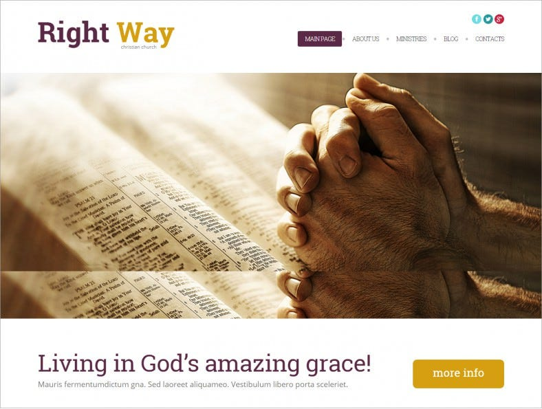 right way religious responsive wordpress template 49 788x595