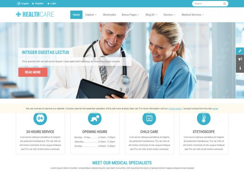 sj healthcare multipurpose theme 788x552