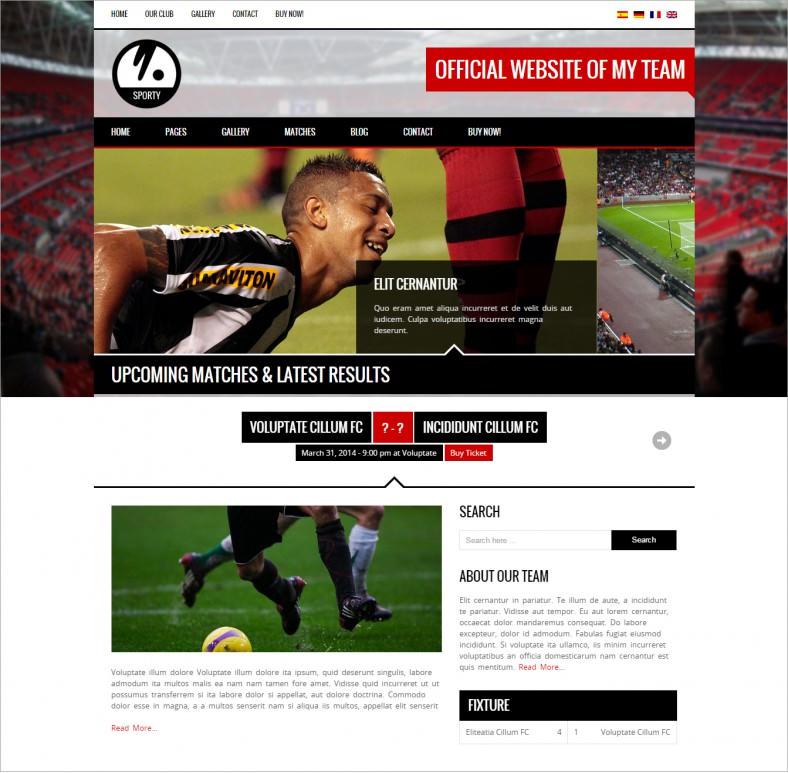 sporty responsive wordpress theme for sport clubs 43 788x773