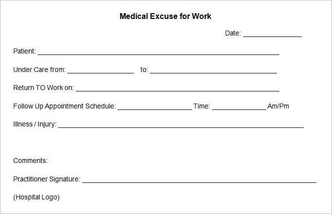 prescription template word