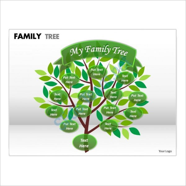 7+ powerpoint family tree templates | free & premium templates, Powerpoint templates
