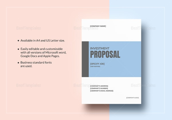 sample-investment-proposal-template
