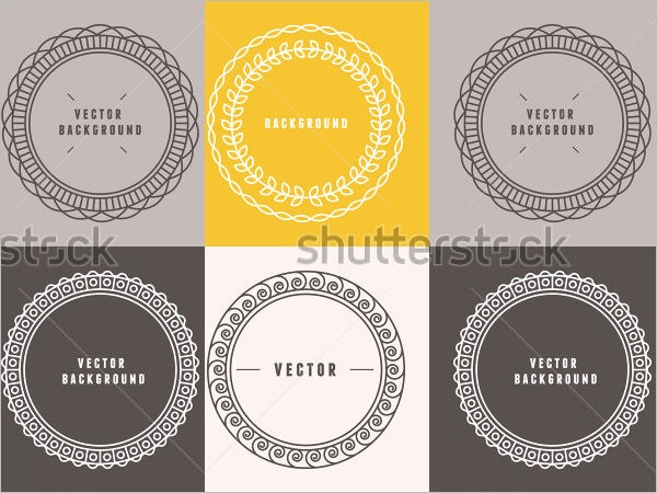 seals stamps and badges template
