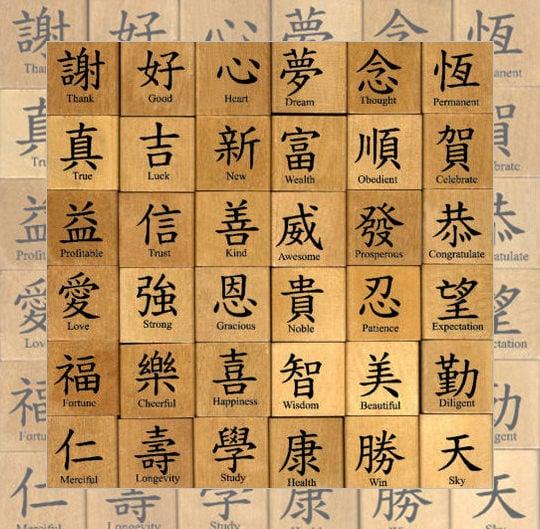 9+ Chinese Alphabet