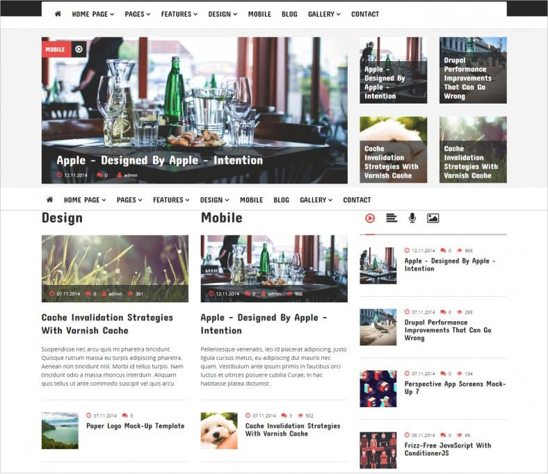 simple magazine news drupal template 48 788x682