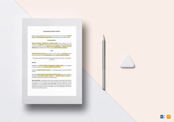 simple-photography-contract-template