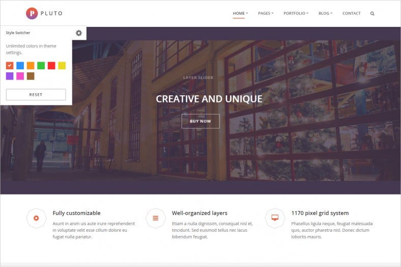 simple pluto drag and drop drupal template 48 788x524