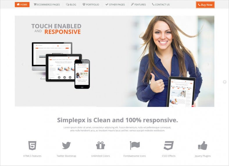 simplepx multipurpose html5 theme 12 788x572