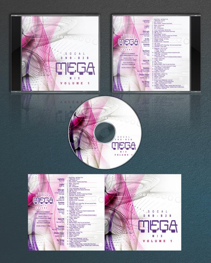 socal dnb b2b mega mix volume 1