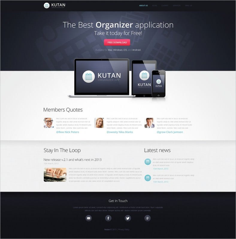 software company drupal template 75 788x800