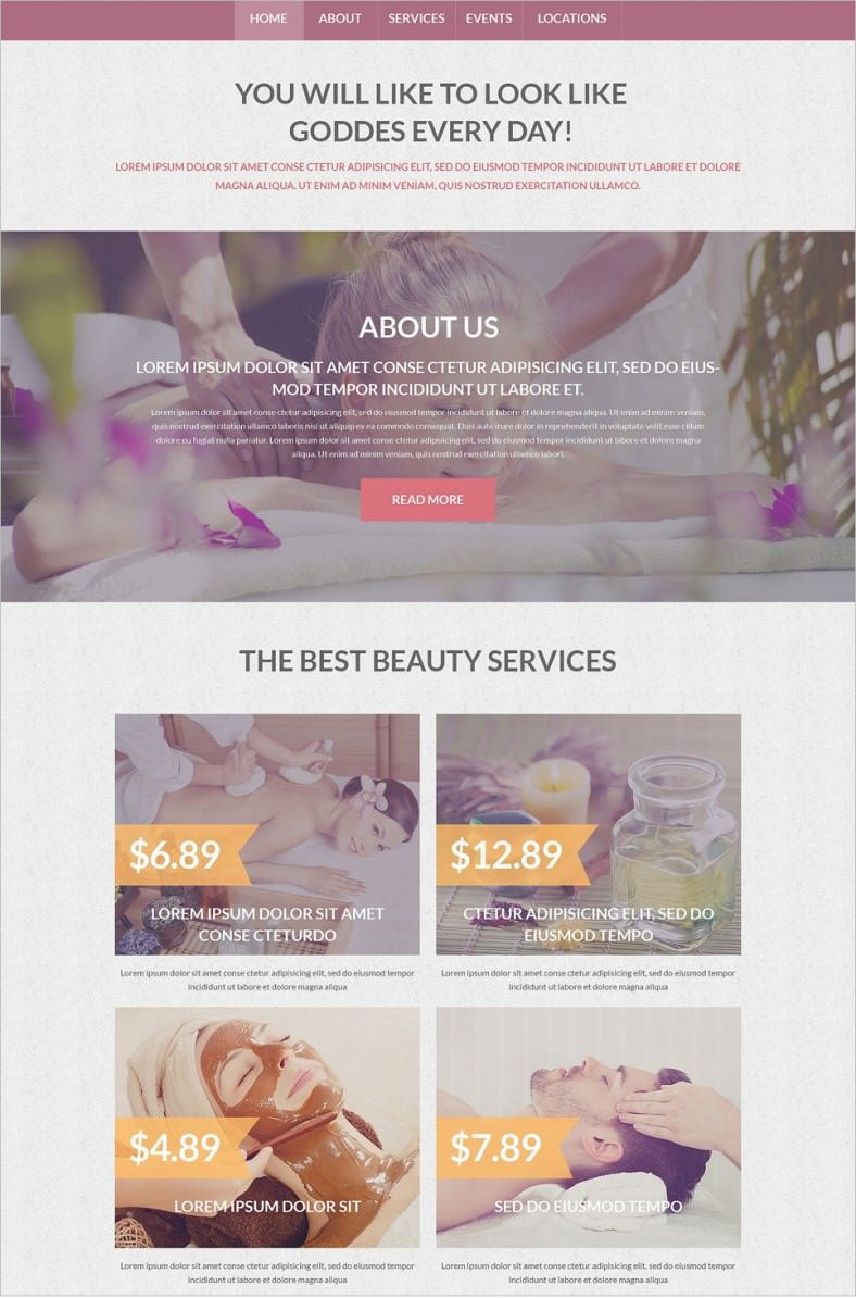 spa accessories responsive drupal template1 75 788x1194