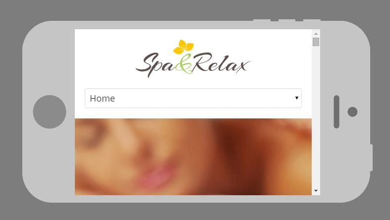 spa accessories responsive wordpress theme