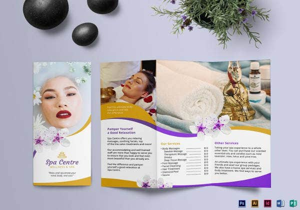 spa-tri-fold-brochure-template