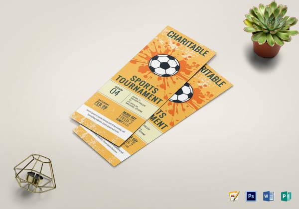sports-tournament-entrance-ticket