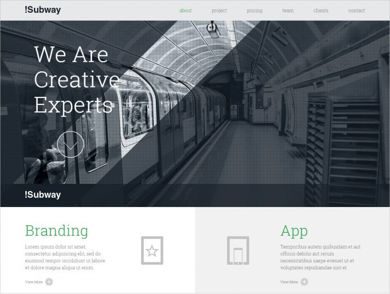 subway creative html5 template 15 788x595