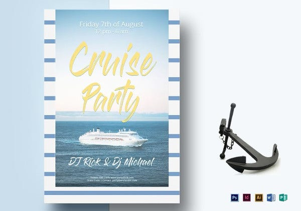 summer-cruise-party-flyer-template