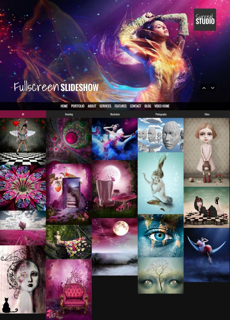 surreal fullscreen parallax drupal template 48 788x1097