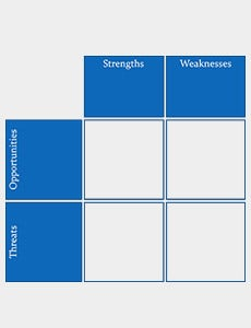 Swot-template-download