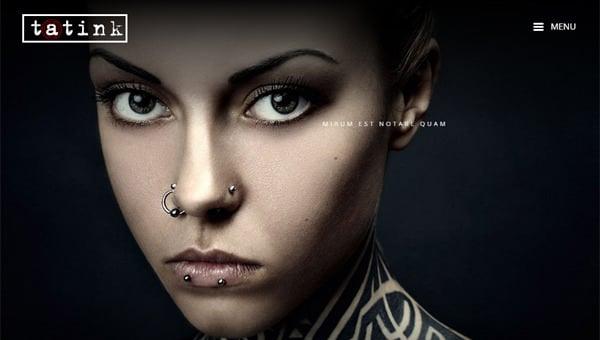 tattoowebsitetemplates