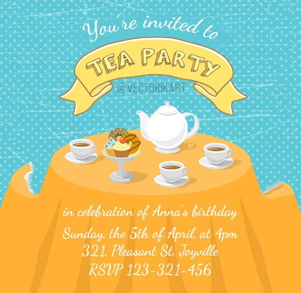 30+ Party Invitation Templates - Free PSD, Vector EPS, AI, Format ...
