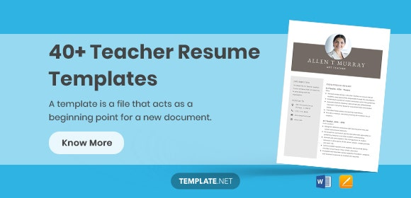 teacherresumetemplates