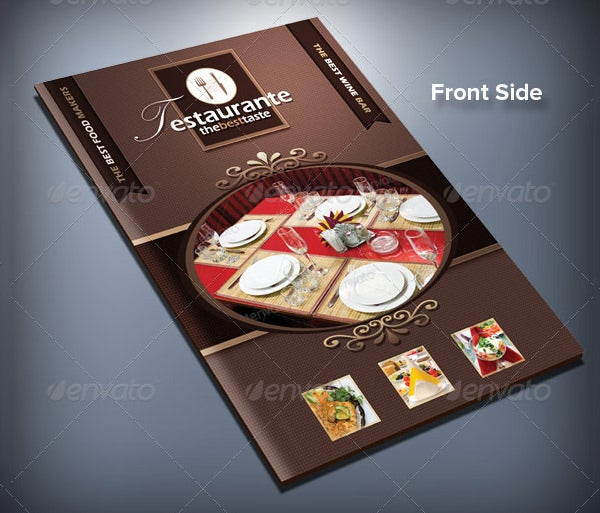 30  menu card designs