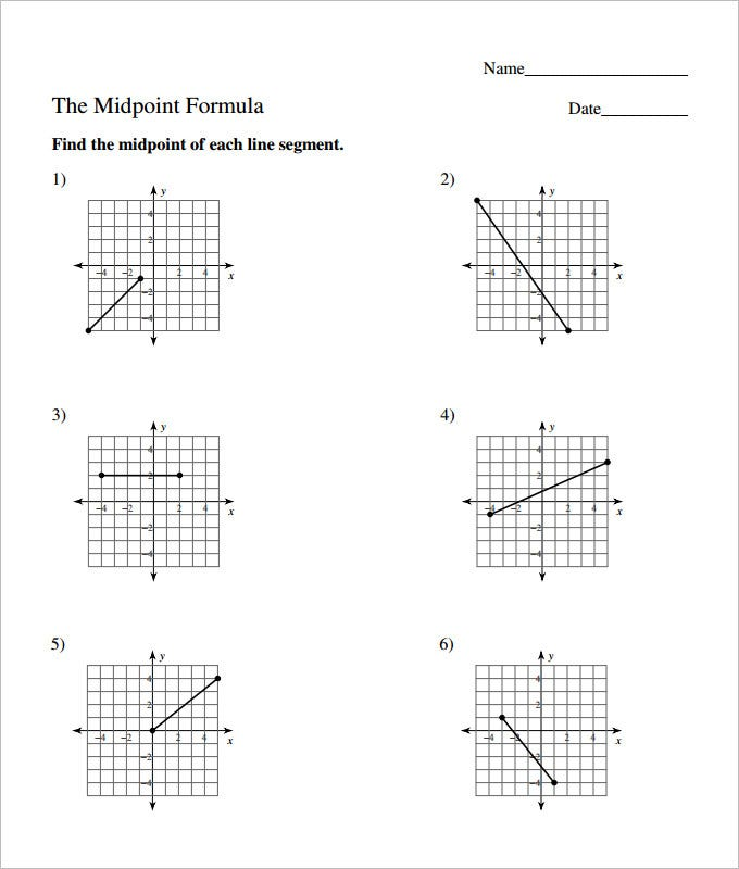 Worksheet Geometry Worksheet Pdf 15 coordinate geometry worksheet templates free pdf documents the mid point template