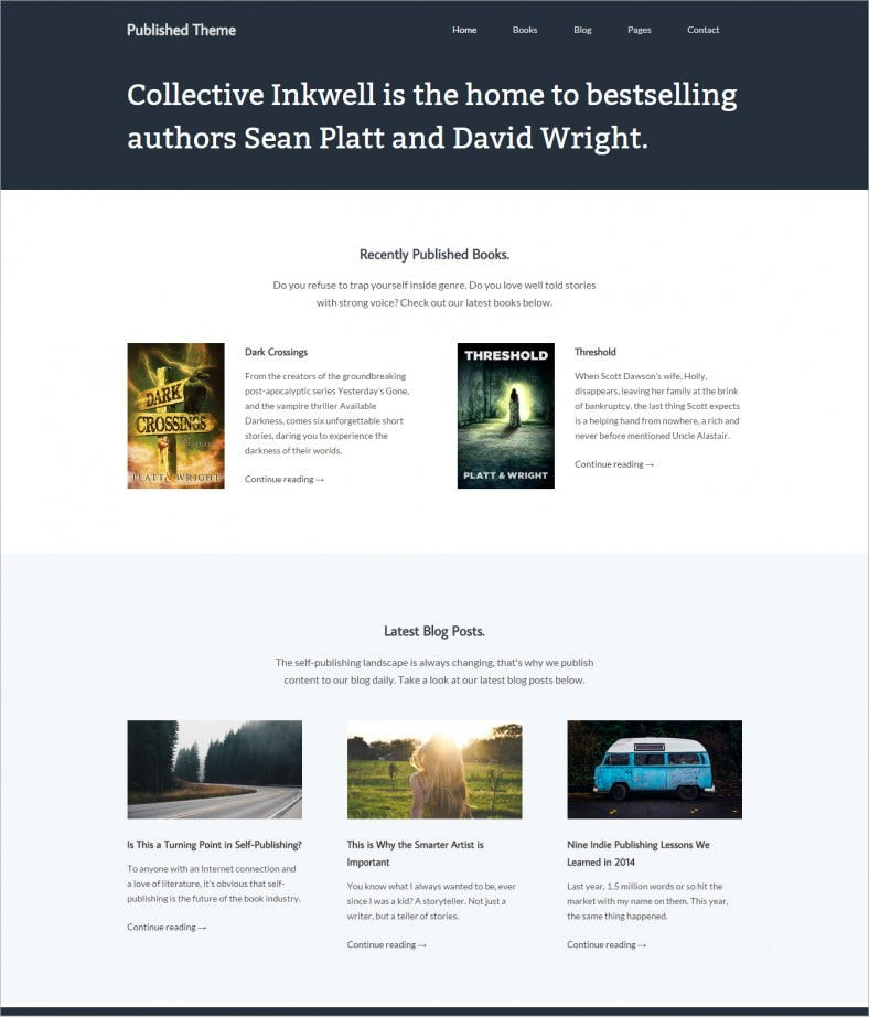 top author blogger responsive template 39 788x922