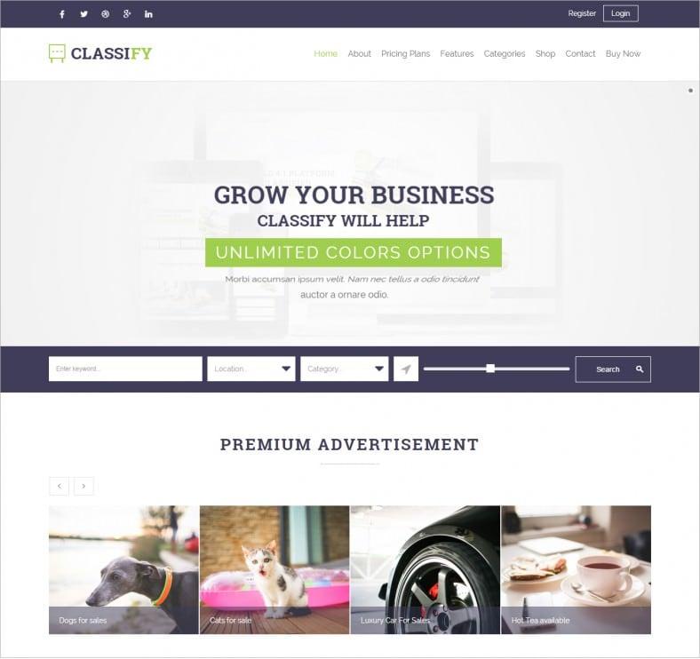 top classify responsive wordpress theme 58 788x742