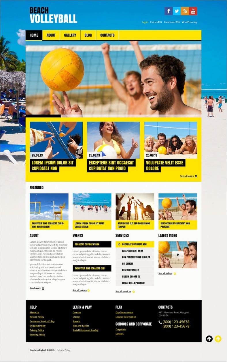 top flat volleyball wordpress theme 75 788x1255