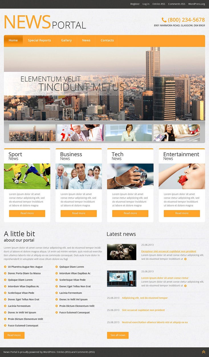 top news responsive wordpress theme 75